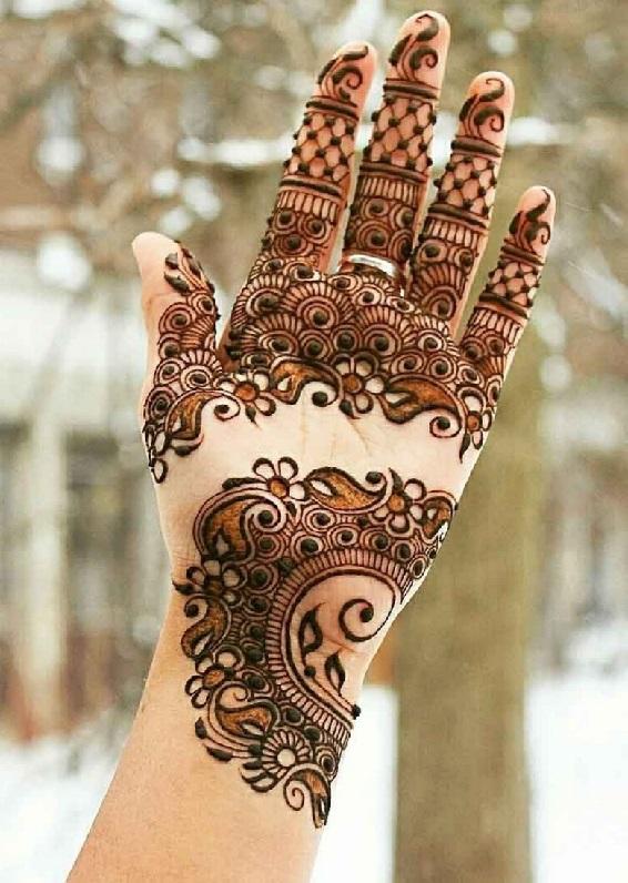 Mehndi Beautiful Design 2017 : Beautiful mehndi design images for eid events today