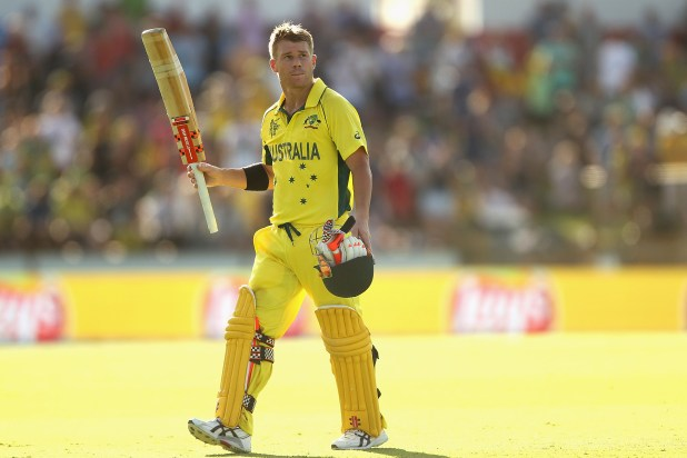 David Warner Wallpapers