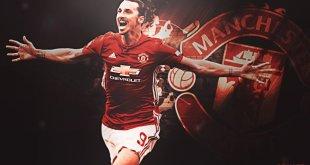 Zlatan Ibrahimovic Manchester United wallpaper 2017