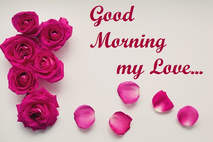 Good morning love photo image