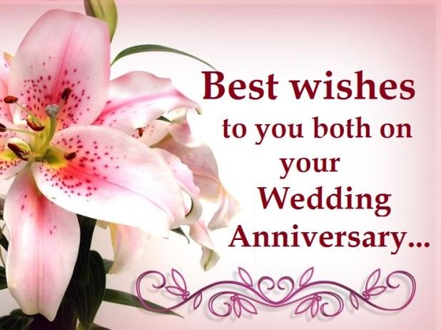 wedding anniversary wishes image
