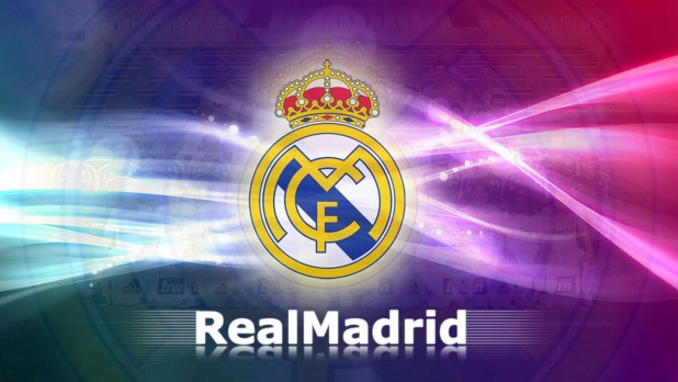 Real Madrid Logo Wallpaper