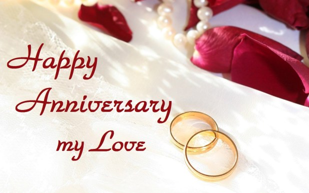 Happy Anniversary My Love Image & Pictures Free Downaload