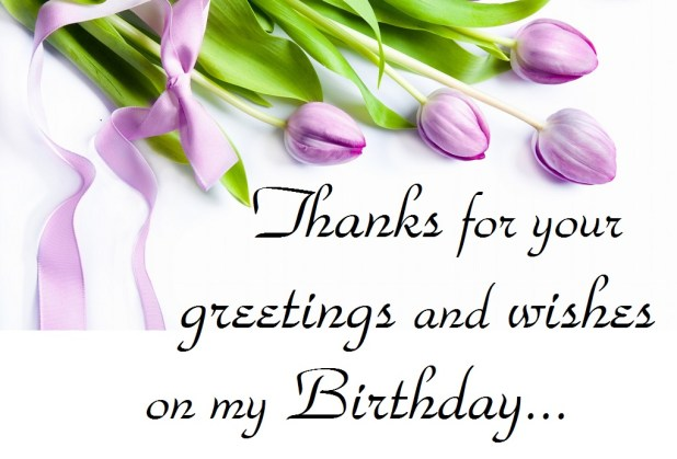 Thank You For Birthday Wishes Images Pictures 2017