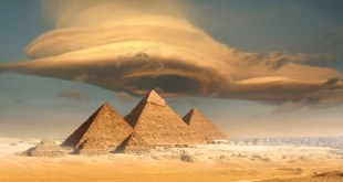 wonders of the world ancient pyramids