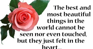 beautiful image with quotes