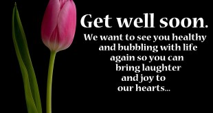 beautiful wishes get well soon