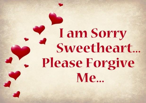 Sorry Love