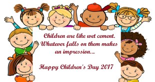 childrens day quotes image 2017