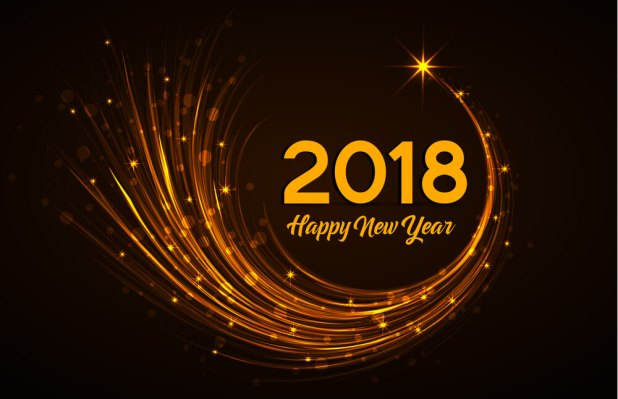 happy new year 2018 images hd wallpapers
