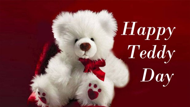 Happy teddy day wishes greetings images 2018 m4hsunfo