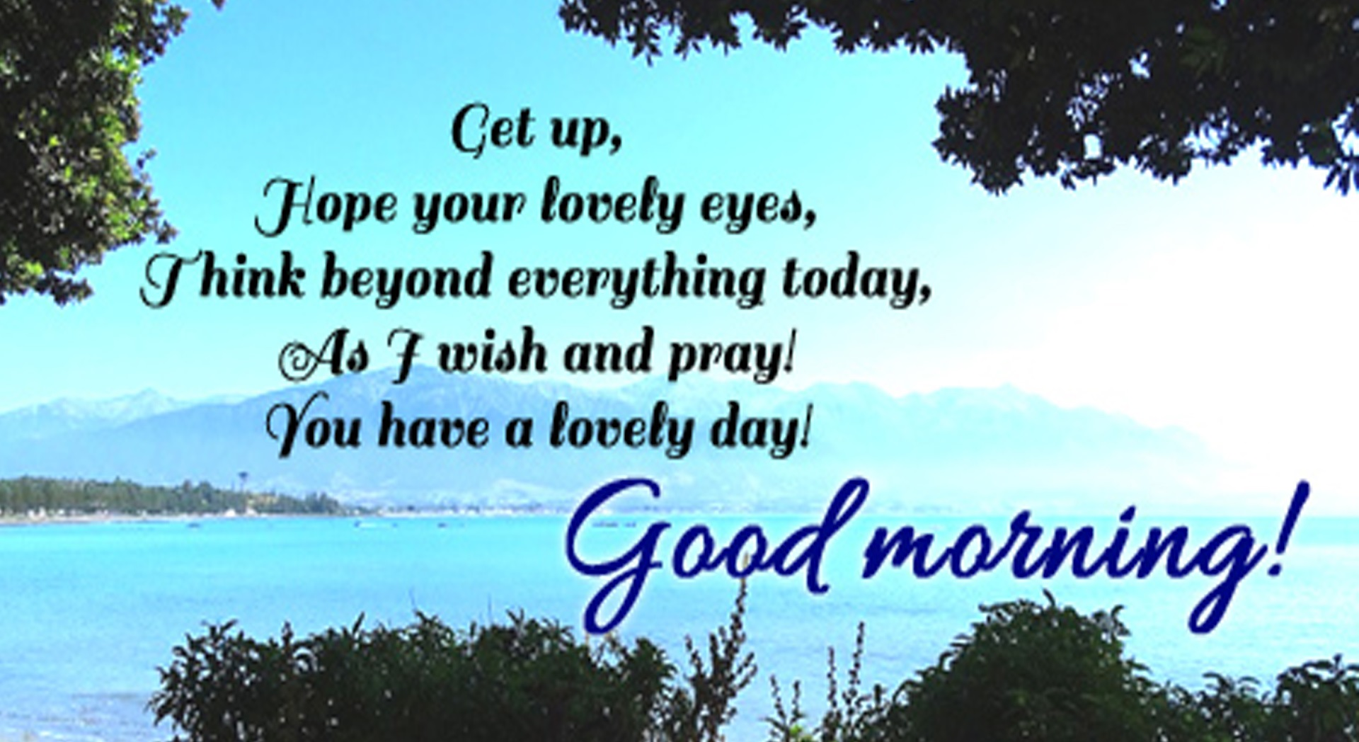 Good Morning Wishes Greetings 2018 Images Free Download