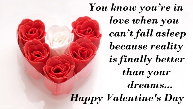 happy valentines day quotes 2018