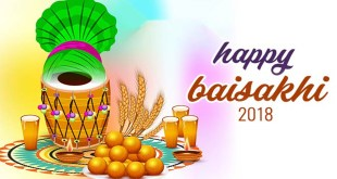happy baisakhi 2018 image