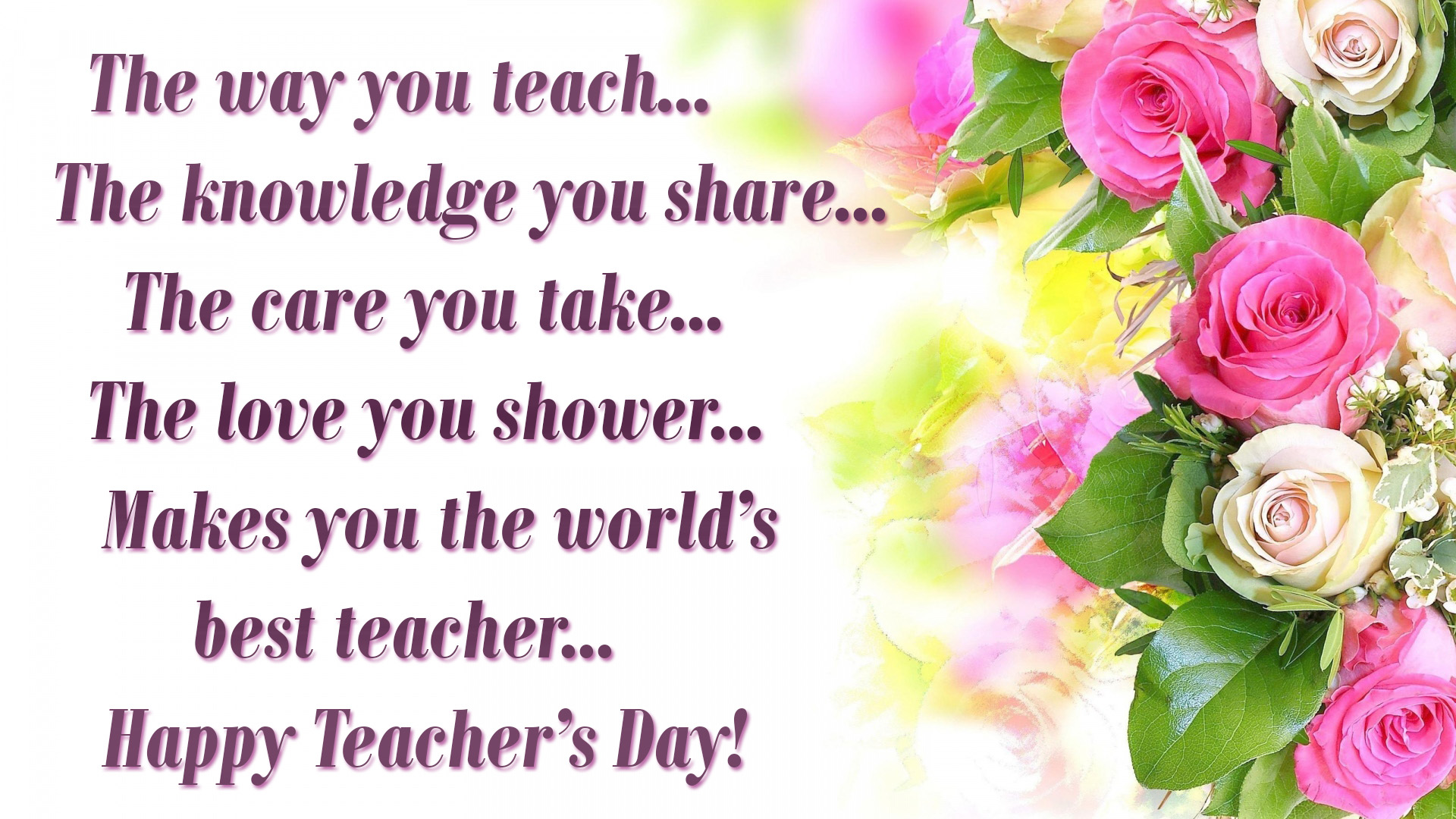 Happy Teachers Day Wishes 2018 Images Teachers Day 2018