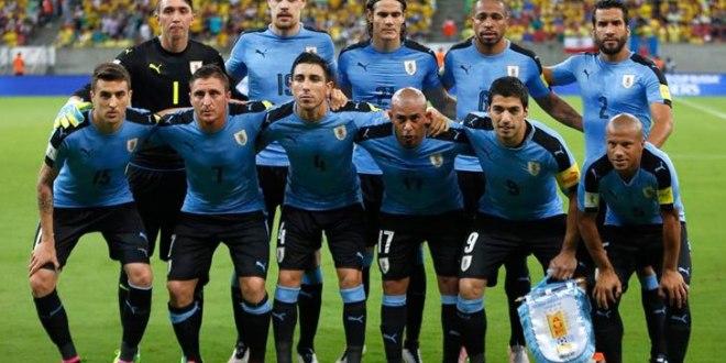 Uruguay Squad 2018 World Cup Fifa