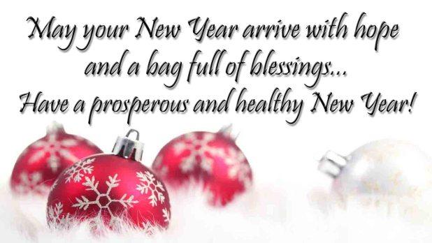 new year greeting image