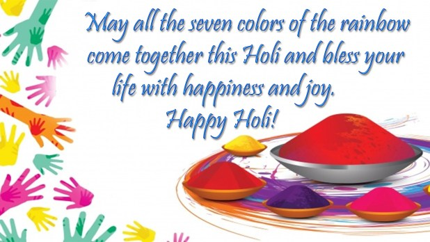 Happy Holi Wishes Messages Images Events Today