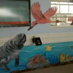 Verizon Art provided by Alli Bell (tags: #VZW, Coconut Grove)