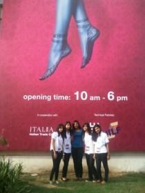 Expo Riva Schuh India 2013