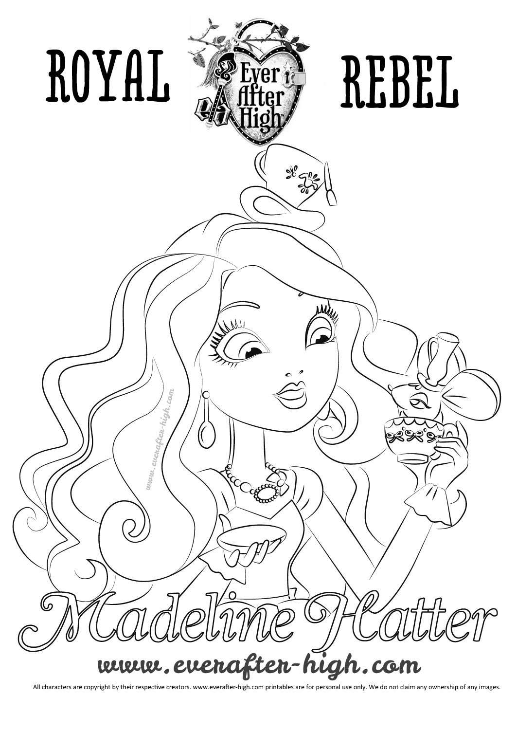Madeline Coloring Printable Coloring Pages