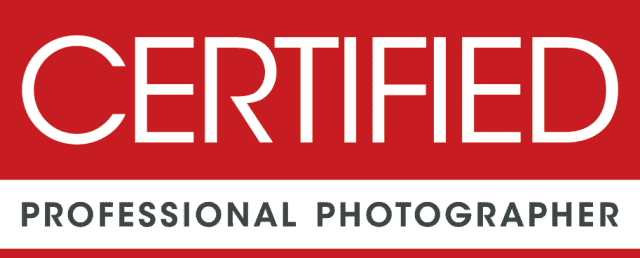 CPP Certified Professional Photographer logo