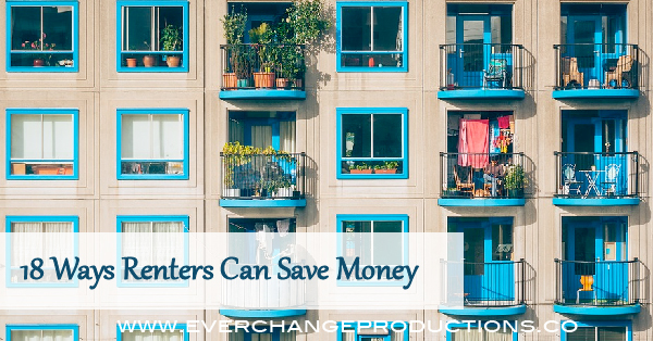 When you don't have control over your living circumstances, it seems impossible to save green, whether money or energy. With small changes, renters can save money, too!