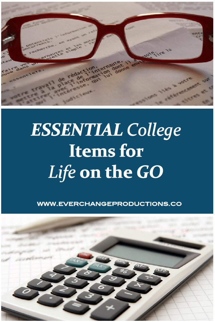 Essential College Items for Students on the Go -