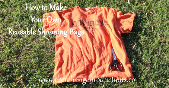How to Make Your Own Reusable Shopping Bags
