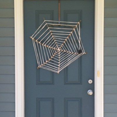 Spider Web Wicked Awesome Halloween Decorations