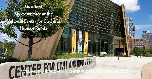 The National Center for Civil and Human Rights in Atlanta, GA is one of my favorite museums of all time! Read this post to find out why!