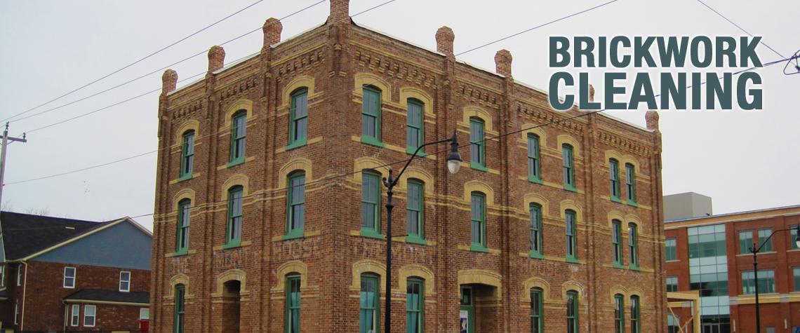 Everest Restoration, Brick Replacement