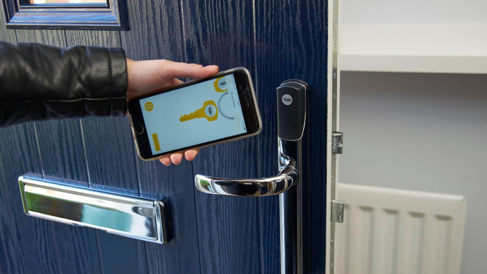 smart lock yale smart lock for upvc