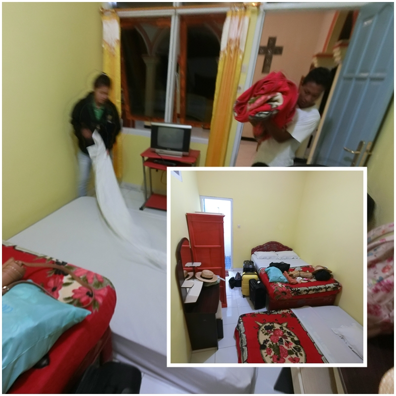 Silverin Hotel Villa Bajawa Flores Indonesia