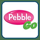 Pebble Go logo