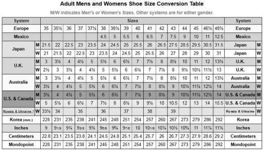 international-adult-shoe-size-chart