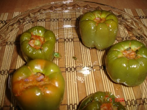 DSC01745  Stuffed Capsicum (microwave cooking) DSC01745 1024x768
