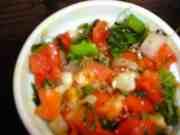recipe image  Tomato and Onion Salad DSC01752