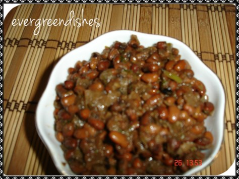 blackeyed bean veggie  Black eyed bean veggie (alasande kalu) Blackeyed bean veggie 1024x768