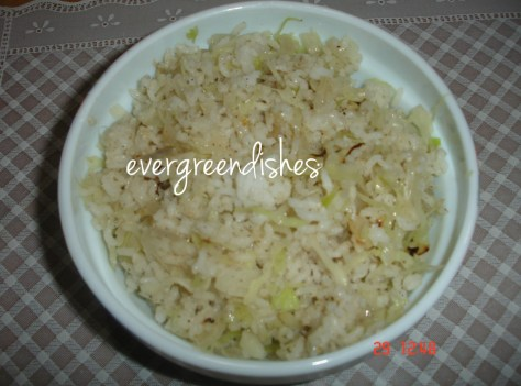cabbage rice  Cabbage rice cabbage rice 1024x758