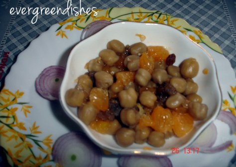chick peas and orange salad  Chickpea orange salad chick peas and orange salad 1024x726