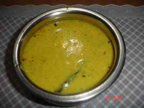 Rajasthani Kadhi