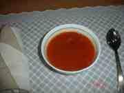 recipe image  Cream of Tomato soup DSC02336