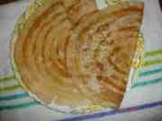 recipe image  Semolina Dosa DSC02378