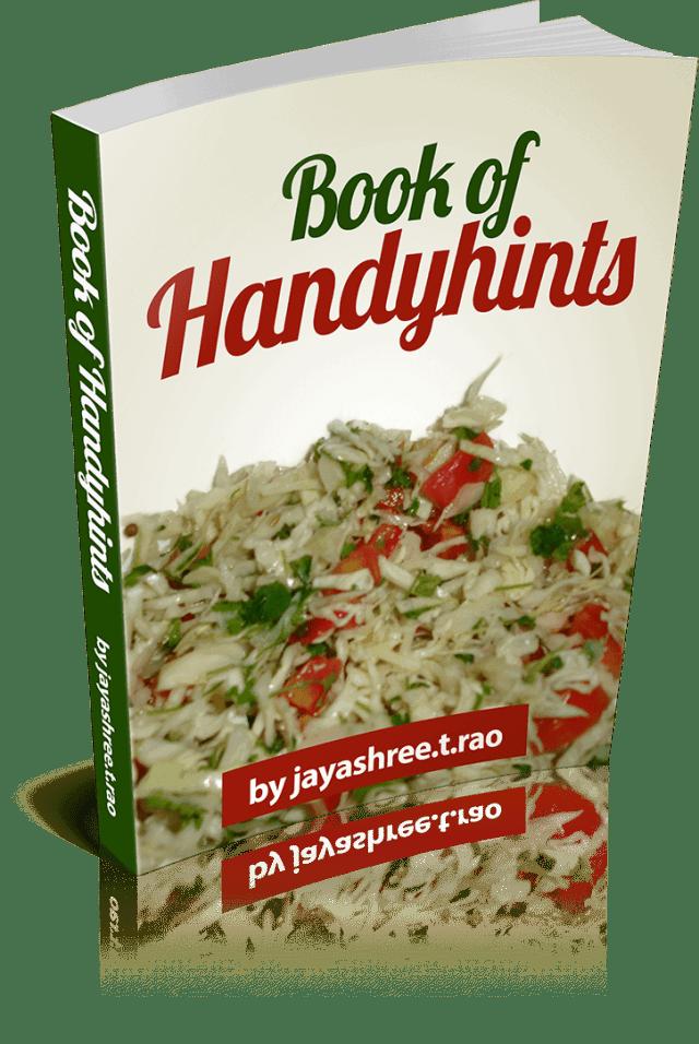 book of handyhints strawberry icecream Delicious Strawberry icecream Book of Handyhints 00