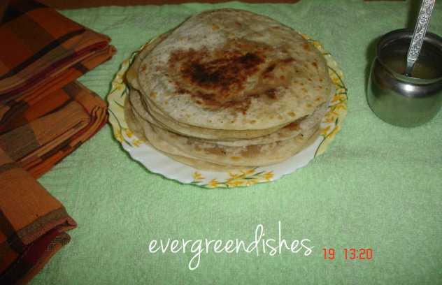 shenga holige/peanut sweet pancake