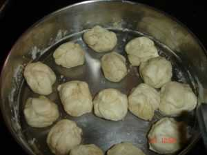 balls of the dough  Khasta Kachori DSC02895 300x225