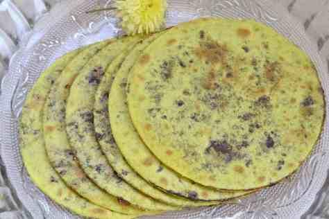dates puranpoli