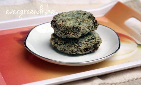 nawabi green cutlets