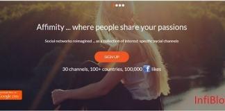 affimity-social-network